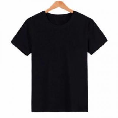 Áo T-Shirt Nam Cổ Tròn IMVMAN TS-TR4 - Đen