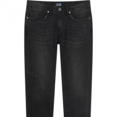 Quần jeans nam xước nhẹ